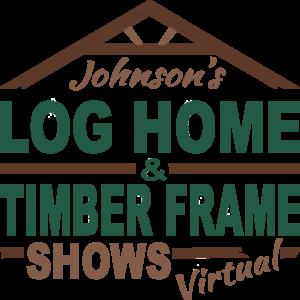 Log Home and Timber Frame Show Virtual Logo